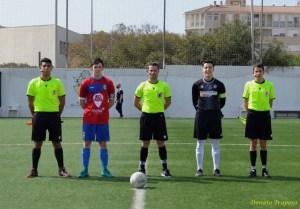Atlético Rafal A y la SD Portmany A