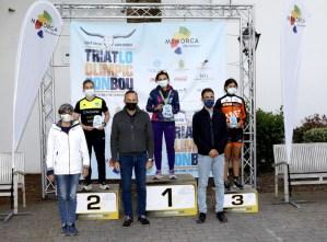 Triatló Olímpic Son Bou