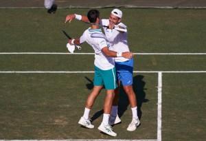 Djokovic dobles 220621