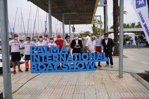 Entrega del Premio Marcial Sánchez Barcáiztegui a la Cruz Roja del Mar y simulacro de salvamento marítimo (43)