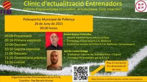 aprendizaje innovadores al futbol base