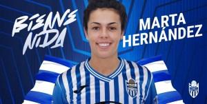 Bienvenida-Marta