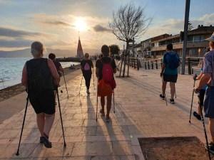 Nordic Walking a la Fresca imatge