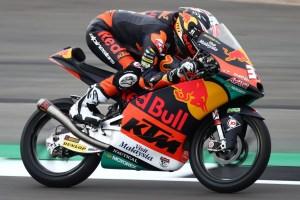 Pedro Acosta, Moto3, British MotoGP, 27 August 2021