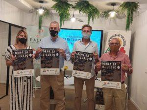 Presentación Campaña de Socios Palmer Alma Mediterránea Palma 2021-22