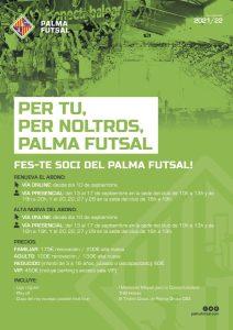 Cartel de la campaña de socios del Palma Futsal_page-0001