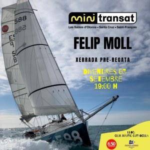 Felipe Moll , Mini Transat 2021