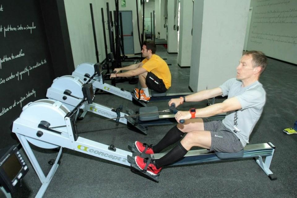 Ejercicios crossfit para tener músculos tonificados
