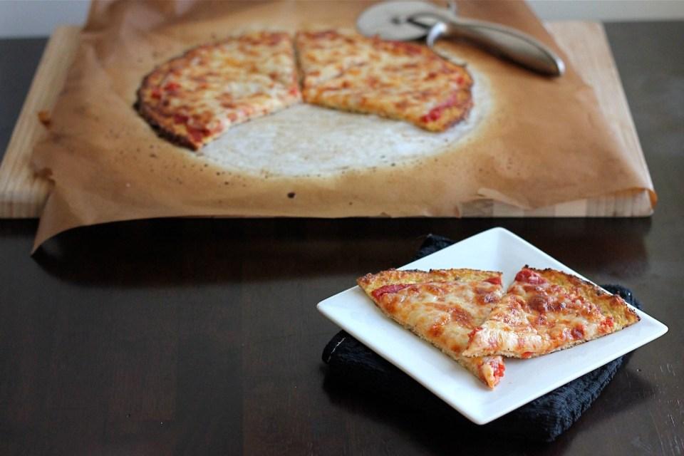 recetas sencillas y saludables pizza