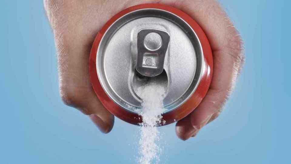 refrescos azucarados
