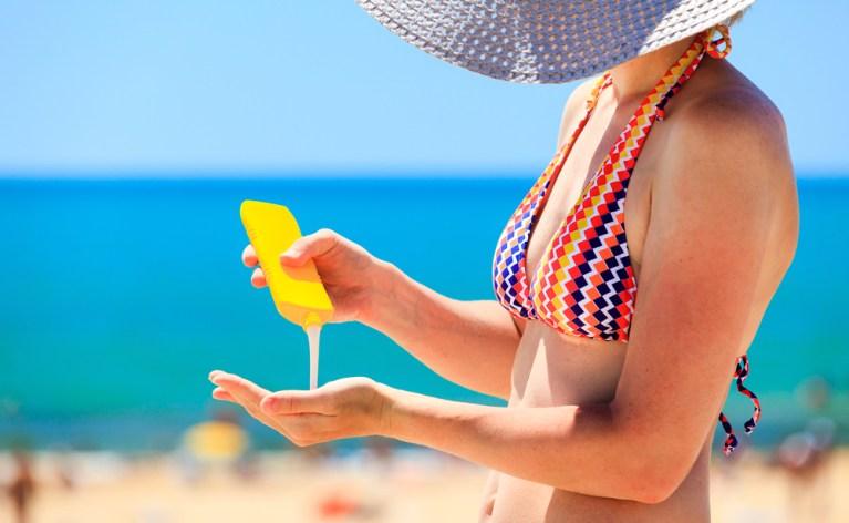 protegerte contra el sol