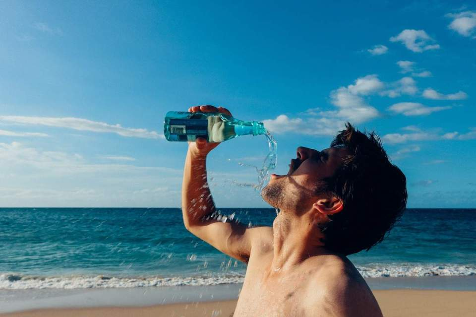 El agua como terapia para la salud