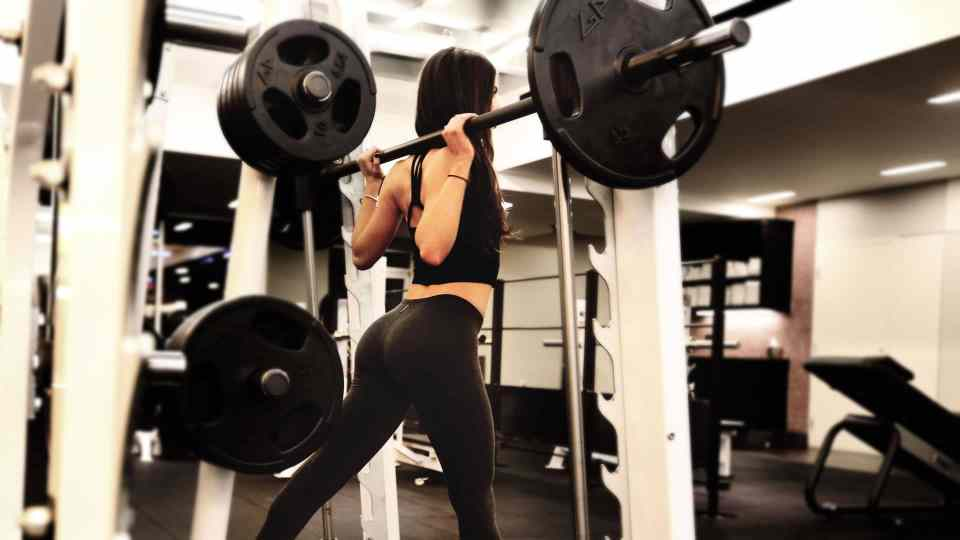 rutinas cuerpo fitness