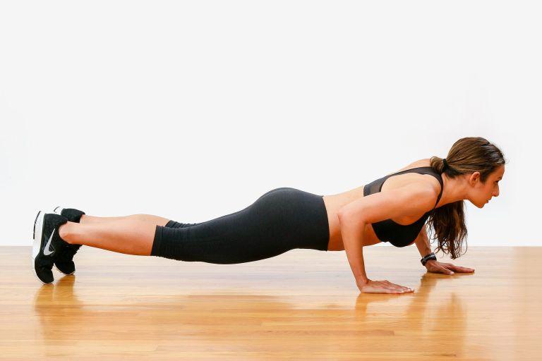 Conoce las flexiones son ejercicios clásicos
