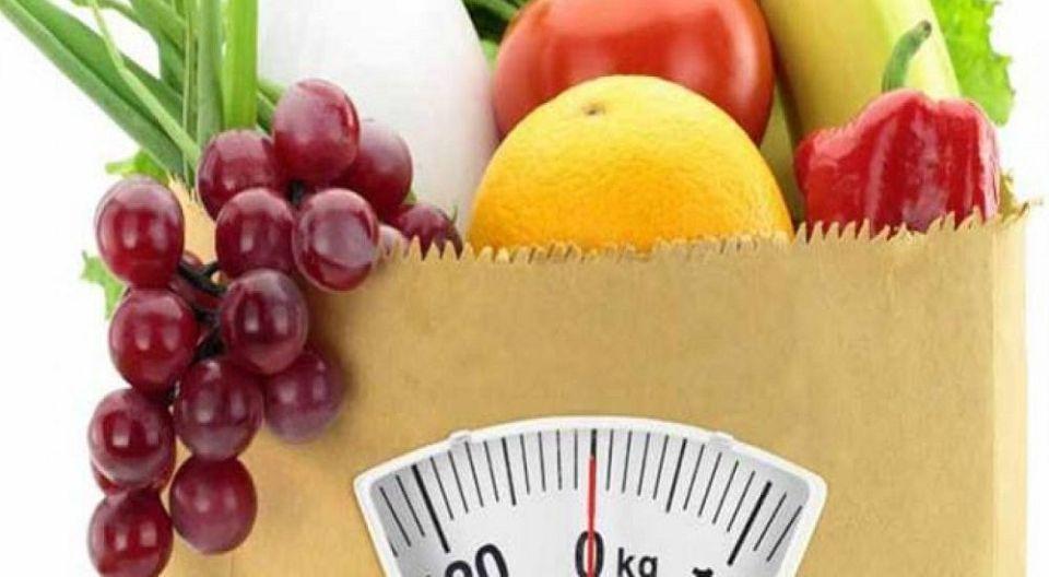 diseñar una dieta
