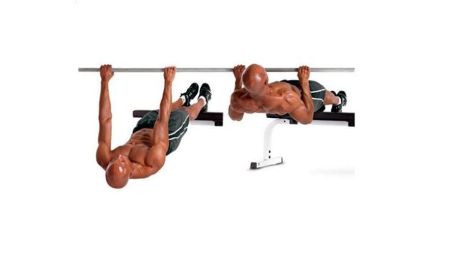 Cómo hacer más dominadas con estos ejercicios