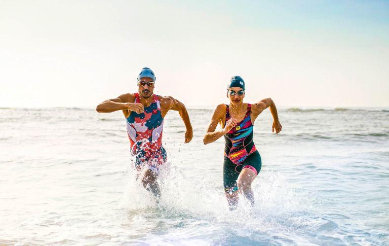 triatlón, una de las mejores combinaciones de dos deportes de