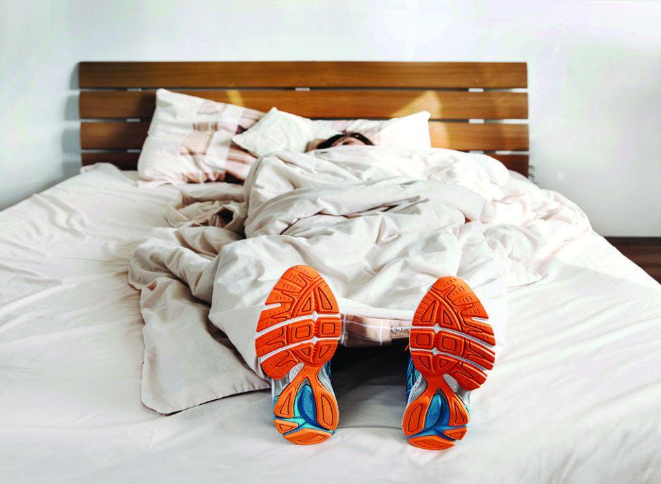 descansar despues del ejercicio