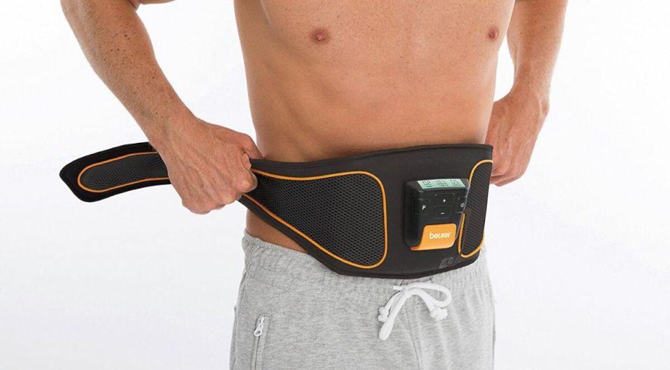 electroestimuladores para tonificar el abdomen
