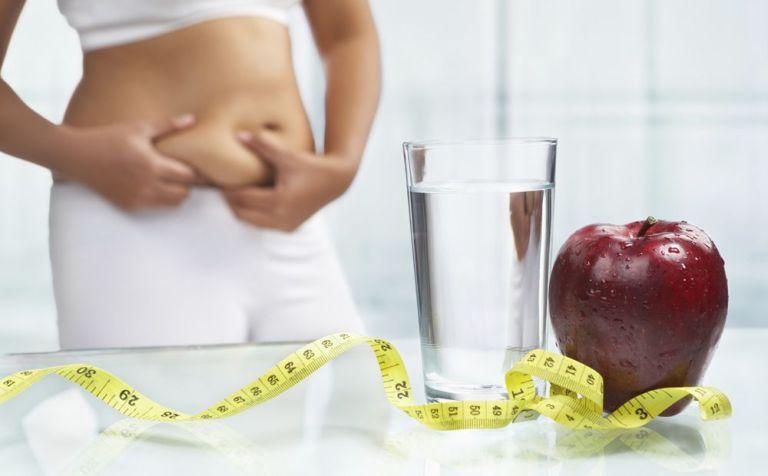 sobrepeso o retención de líquidos