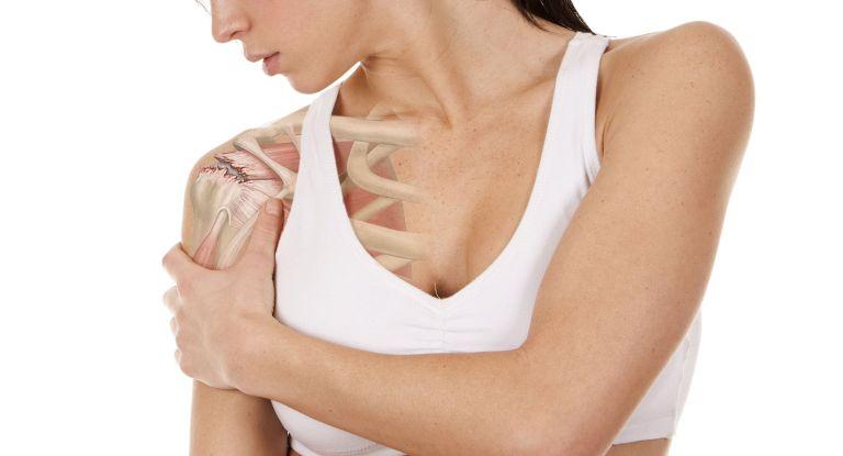 ejercicios para reforzar el hombro