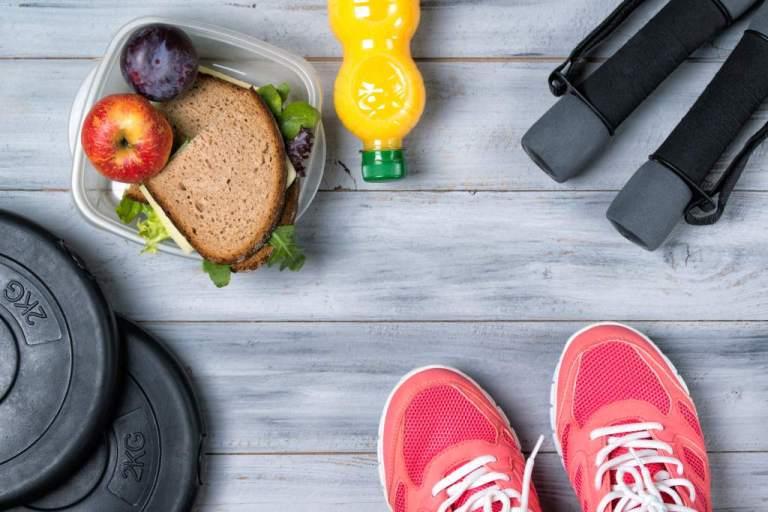 Qué comer para hacer ejercicio por la mañana