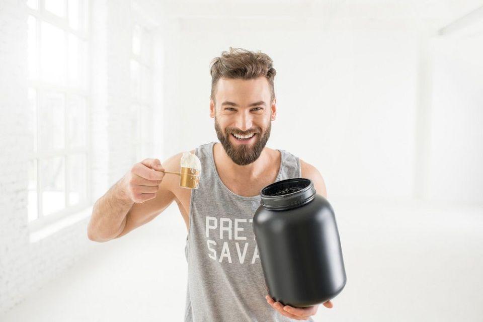 beneficios de los batidos de proteinas