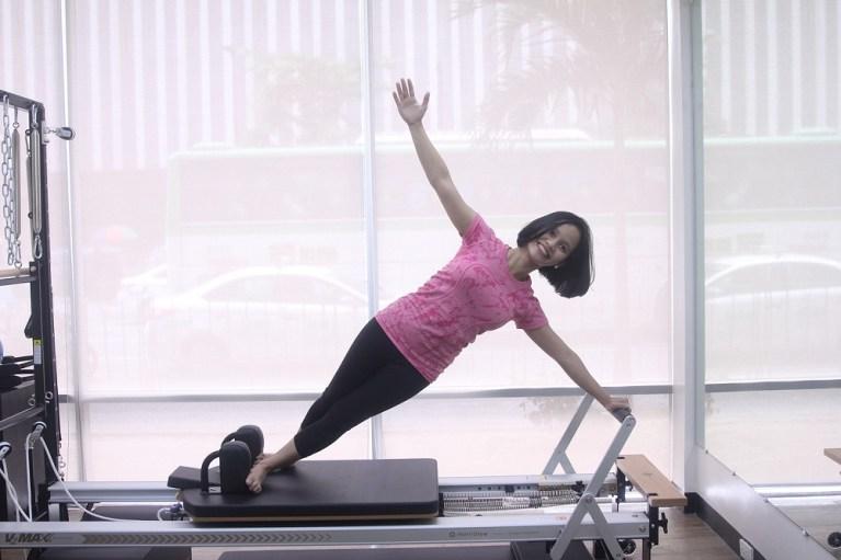 Nuevo entrenamiento Pilates Run Fit