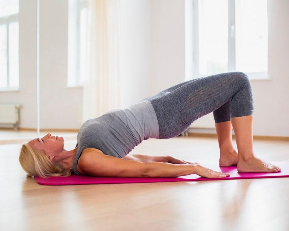 Algunas posturas de yoga o pilates pueden dañar el suelo pélvico