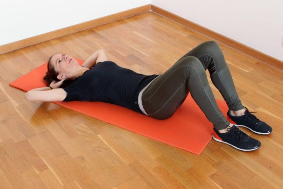 Errores al hacer abdominales sit ups
