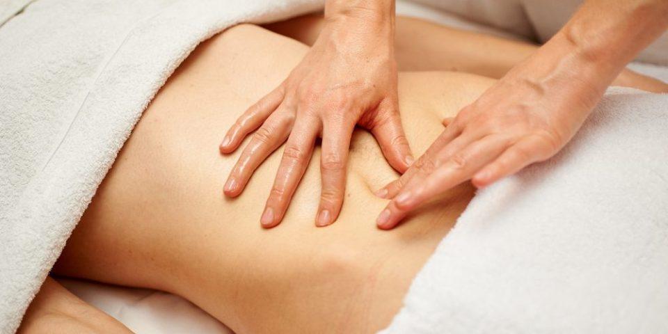Masaje de drenaje linfático