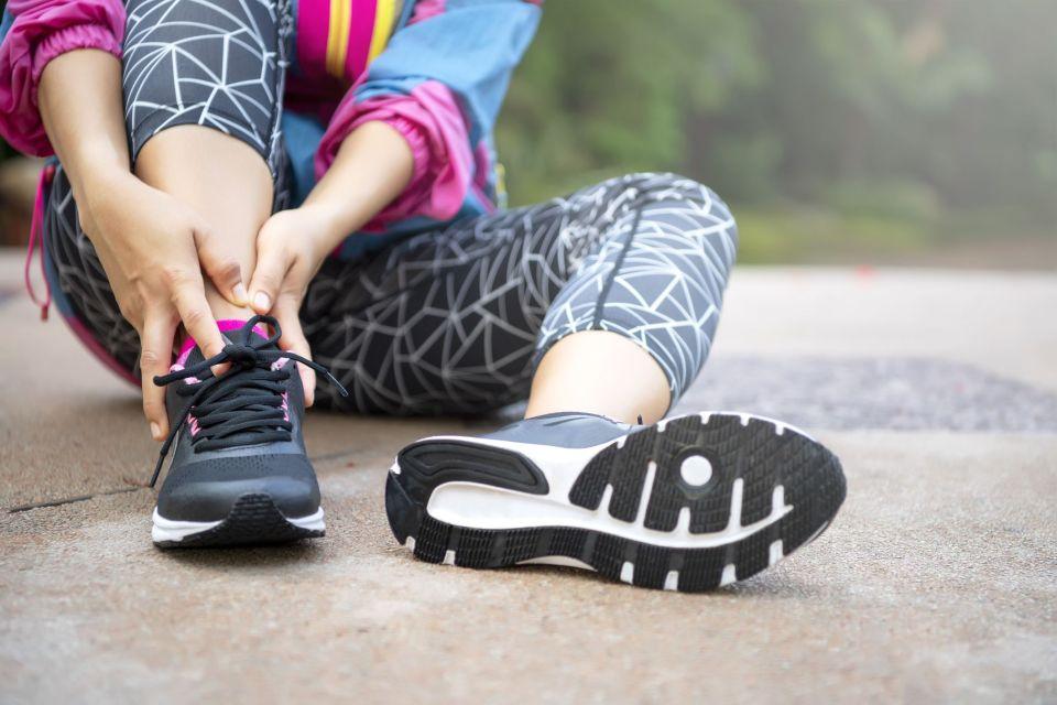 lesiones que puedes sufrir en running