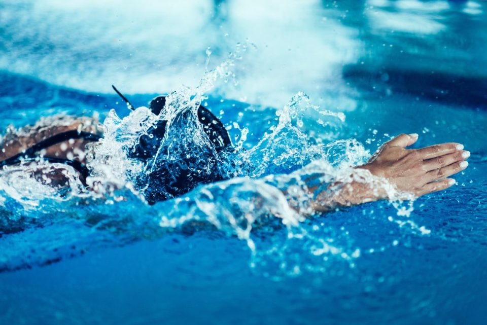HIIT para natación