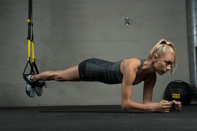 ejercicios con trx para novatos