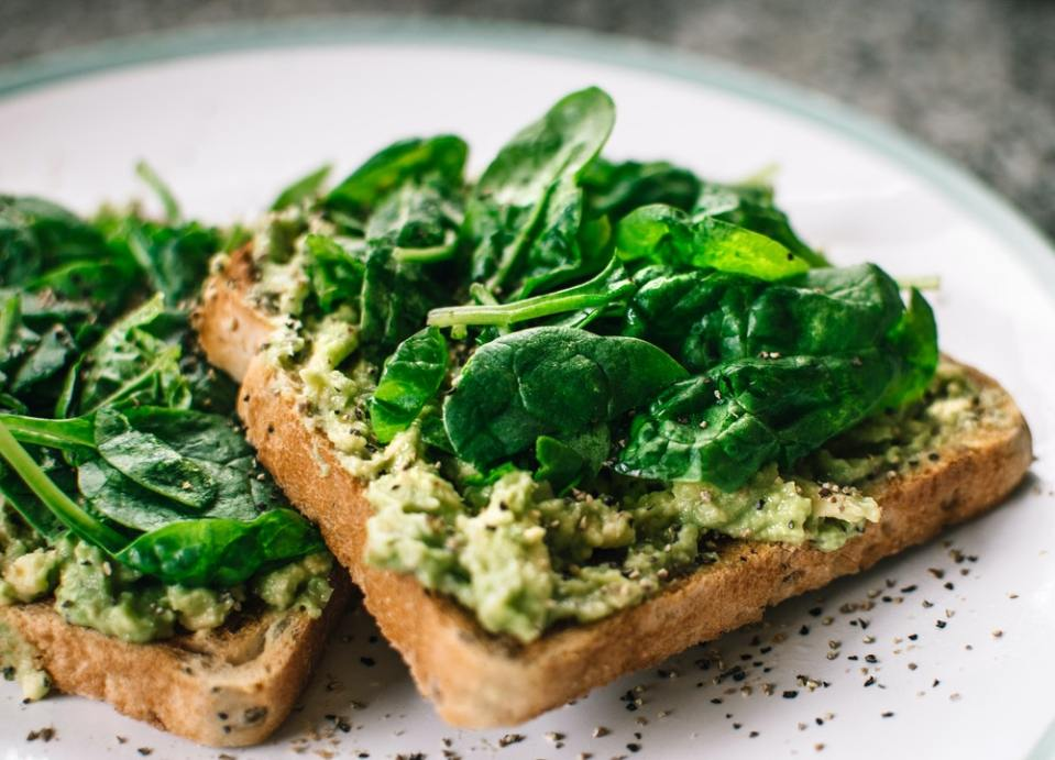Dieta para llegar al consumo calórico diario siendo vegano