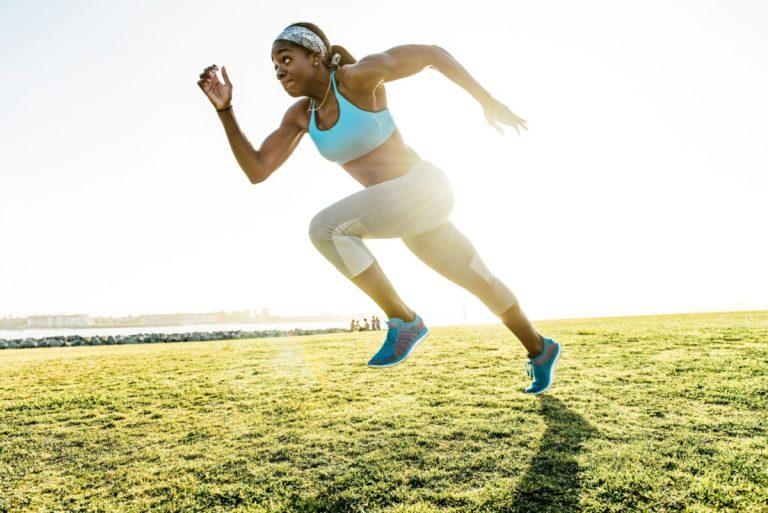 Rutina HIIT de sprints en 20 minutos