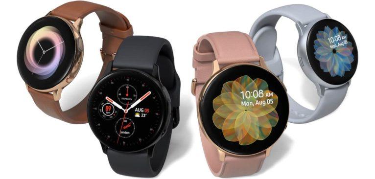 Descubre el nuevo Samsung Galaxy Watch Active 2