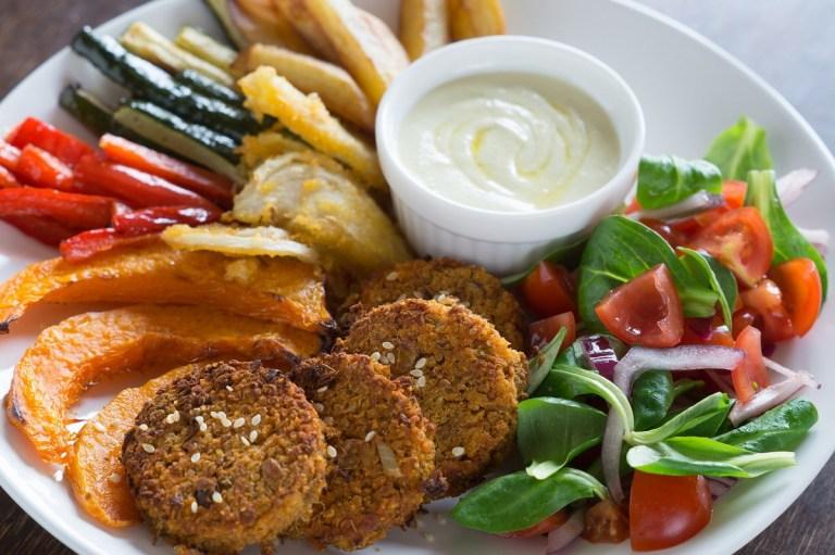 Mejores platos veganos altos en proteína