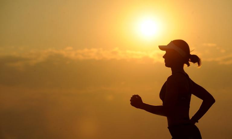 Aprende lo que le pasa al cuerpo cuando entrenas a altas temperaturas