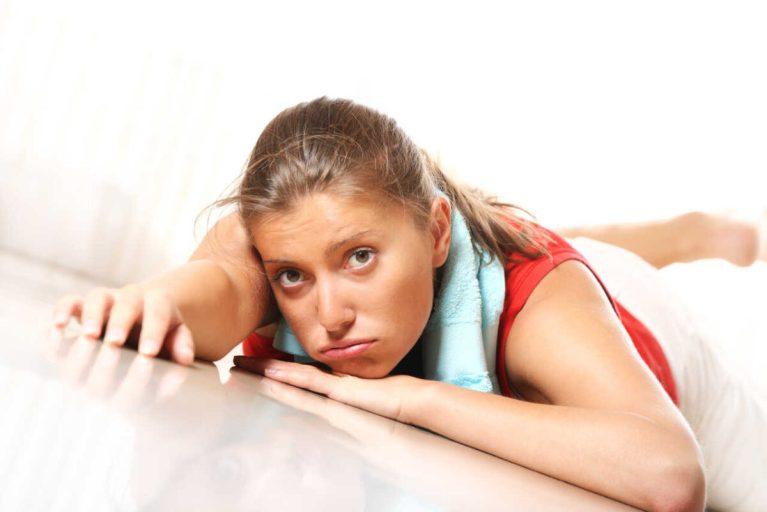casos en las que deberías evitar hacer ejercicio
