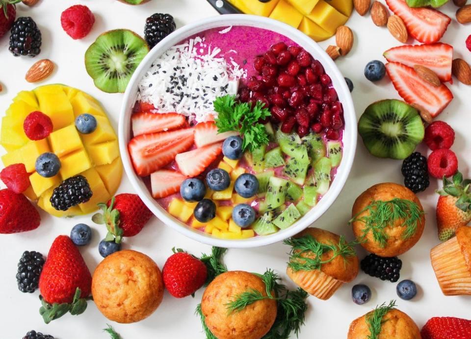 La buena alimentación influye para  evitar que el nivel de glucosa en sangre aumente
