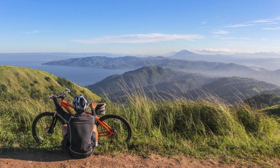 ciclismo al aire libre