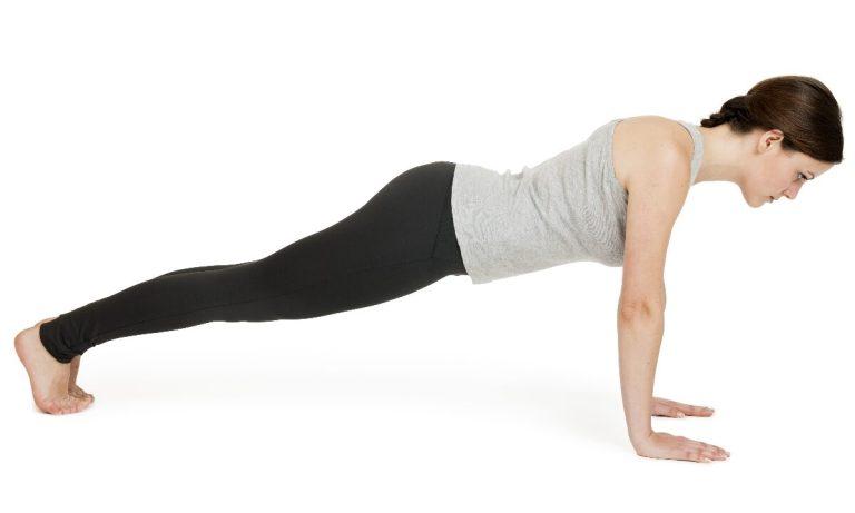 dar más intensidad a las flexiones