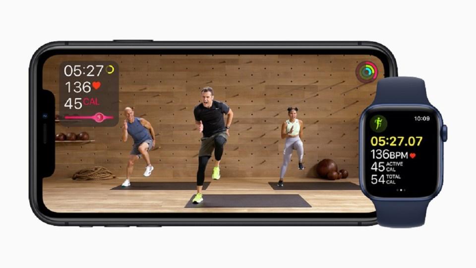 Apple Fitness+ cuenta con un gran equipo de entrenadores