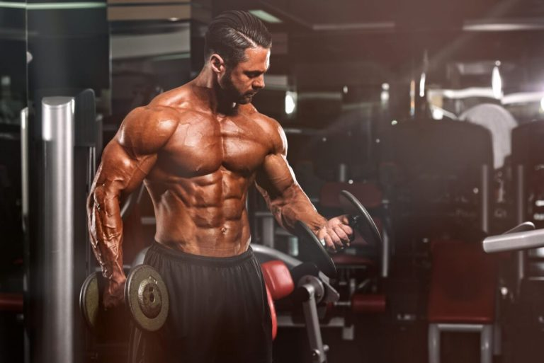 Cargas y repeticiones óptimas para ganar masa muscular
