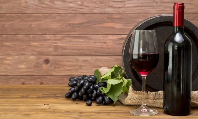 Beneficio de una copa de vino al día