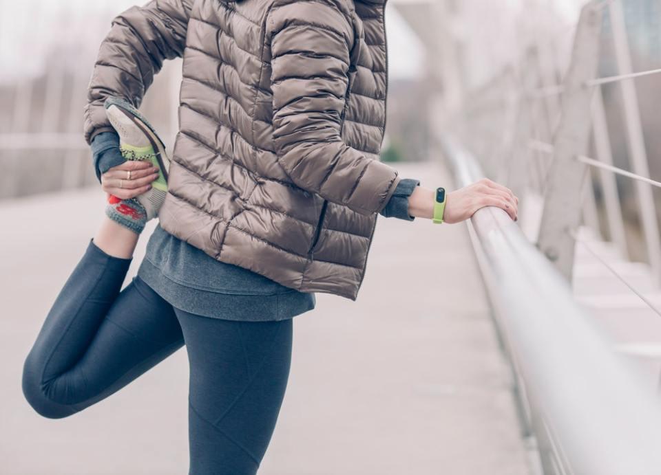 La rutina de ejercicios para ganar flexibilidad es muy fácil de hacer