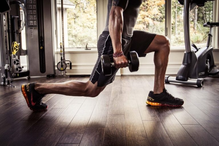Rutina de 10 minutos para piernas
