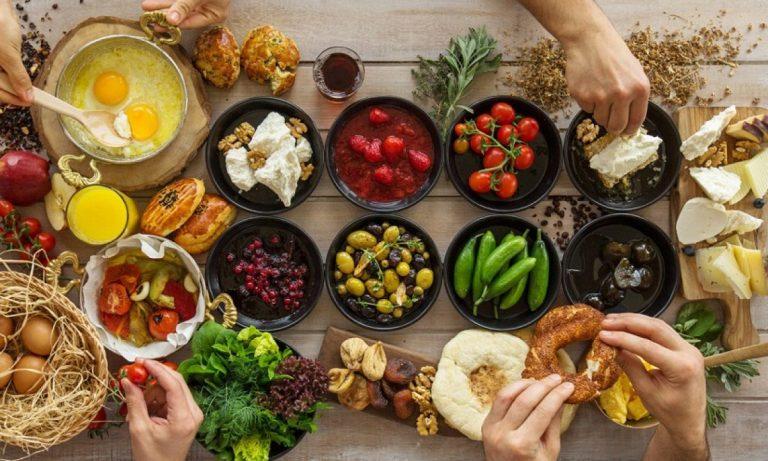 Alimentos básicos para una dieta saludable