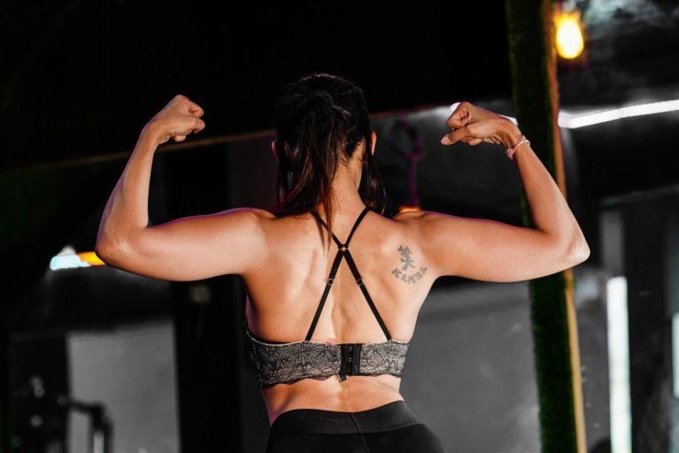 bíceps trabajados en poco tiempo